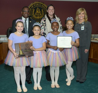 School Bell Award