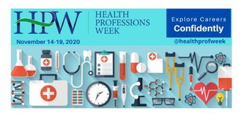 Health Professions Week - November 14 - 19