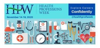 Health Professions Week - November 14 - 19