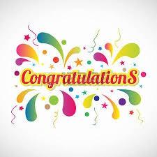 Congratulations Mary Amaya