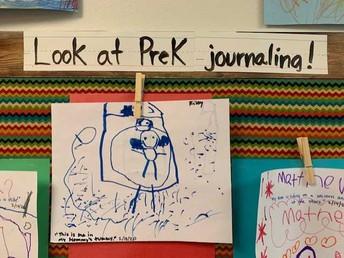 Journaling in PK