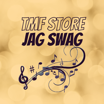 Get your Jag Swag! New band and color guard items!