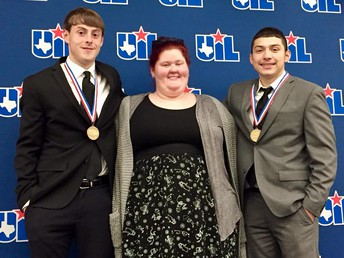 GHS Debate Teams Compete at State
