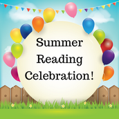 Summer Reading Celebration 9/15