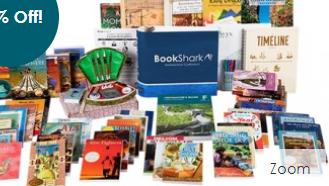 Bookshark HISTORY F & SCIENCE F $335 *BAKERSFIELD