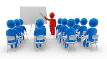 Secretary Training for 2018-2019