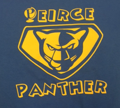 Peirce T-Shirts for Sale