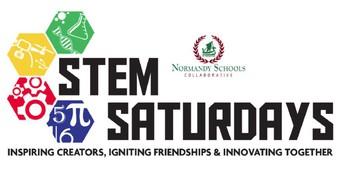 STEM Saturdays logo