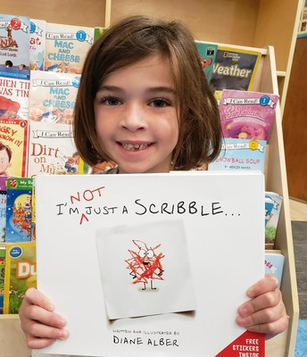 """""""I'm Not Just a Scribble"""""""