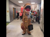 Halloween at WMS