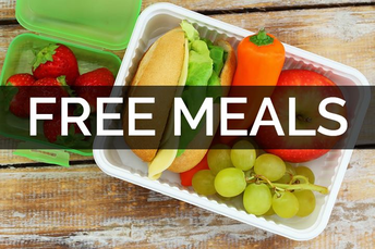 Fall 2020 Free Meals