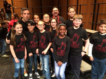 All District 5th Grade Honor Choir