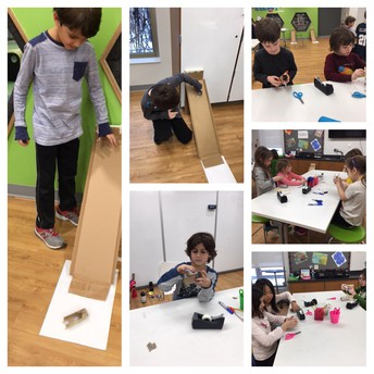 Mrs. Weil's Class: Building Bobsleds