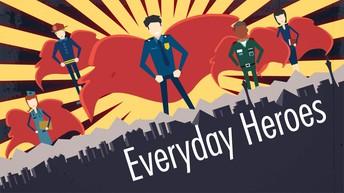 Super Hero Day at Mott - November 11
