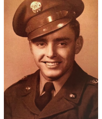 Ms. Amye Aggen's grandfather, Dale Schaaf