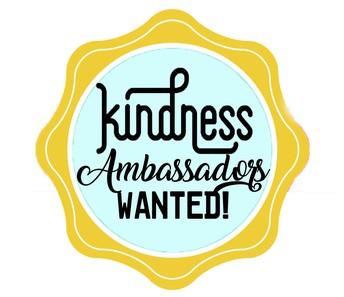 KINDNESS AMBASSADOR APPLICATIONS