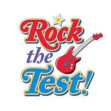 STATE TESTING all this week:  Rest & Encouragement!