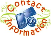 + Contact Info+