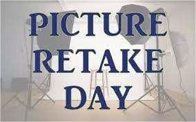 PICTURE RETAKE DAYS