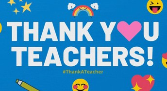 Teacher Appreciation Week 2021 (May 3-7)