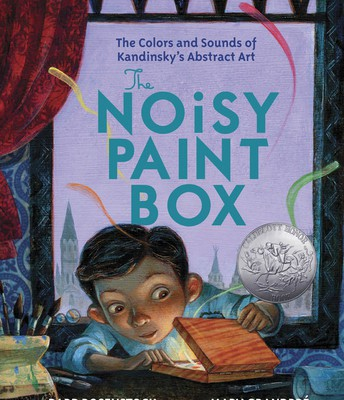 The Noisy Paint Box by Barb Rosenstock & Mary Grandpre