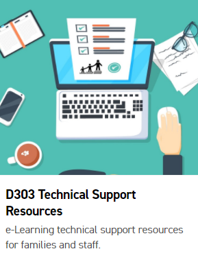 D303 Technical Support Resources