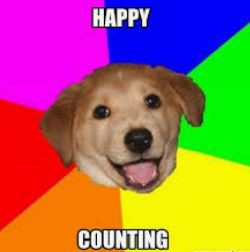 Happy Counting - Leveled UP to +/- 10