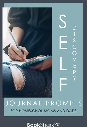 Self-Discovery Journal Prompts for Homeschool Moms and Dads
