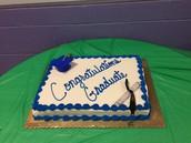 Graduations!! A Message from Dena--