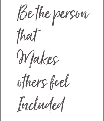 Being kind to everyone is extremely important!