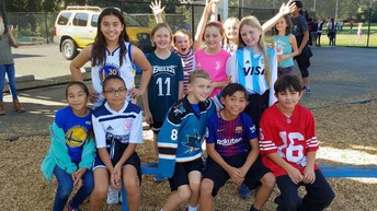 Sports Jersey Day!