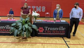 2021 8th Grade Academic Excellence Awards
