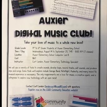 Digital Music Club