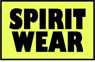 Spirit Wear Day Wednesday, October 31, 2018