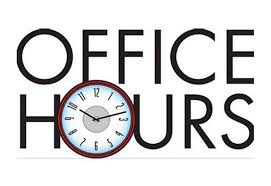 MMS Principal Office Hours 10/23/19