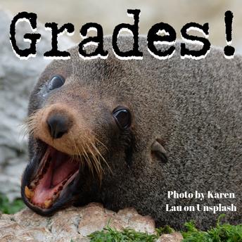 Grades are due TONIGHT!