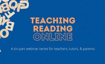 Looking for methods and resources to teach reading remotely?