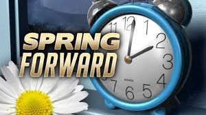 Daylight Saving Time: March 10