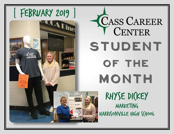 CCC Student of the Month