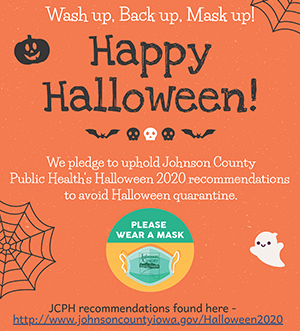 JCPH halloween safety recommendations