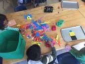 Golden Art Day for Kindergarten