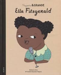 Pequeña y grande: Ella Fitzgerald