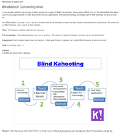 Blind Kahoot: Converting Area Lesson Example by Renate R
