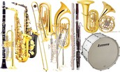 Instrument Fittings- 6th Grade Band Students