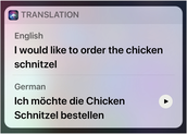 How to Translate Languages with Siri on iPhone and iPad