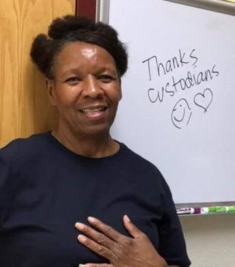 Ms. Wilson - Staff