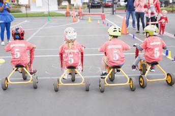 Preschool Trike-a-Thon, Friday 3/12/21