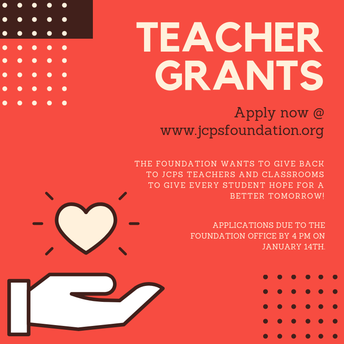 JCPS Foundation Grants