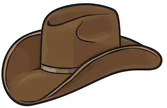 Cowboy hats are still on sale!