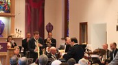 The Vince Pettinelli Sacred Band